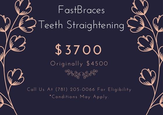 Teeth Straightening 3700